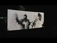 rAndom international & Philips Electronics Lumiblade - You fade to light, OLED Installation 2009 - YouTube