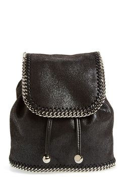 Stella McCartney 'Mini Falabella' Backpack available at #Nordstrom