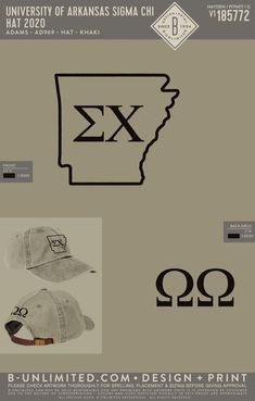University of Arkansas Sigma Chi Hat PR | Fraternity Event | Greek Event #sigmachi #machi #sx #uofa #arkansas #razorbacks Sigma Chi, University Of Arkansas, Arkansas Razorbacks, Fraternity, Beanies, Pride, Greek, Let It Be, Embroidery