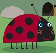 Gaston - my fave ladybird. He's a dude!