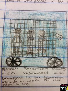A picture and caption text feature a student added to the nonfiction writing that was done. Expository writing and nonfiction text