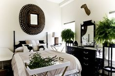 The Olivers House - eclectic - bedroom - dallas - Jamie Laubhan-Oliver
