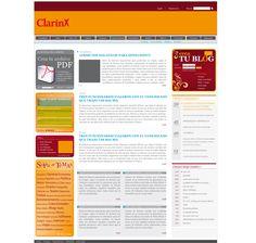 Saltamonte   Proyecto: Blog Clarin - Cliente: Clarin Global