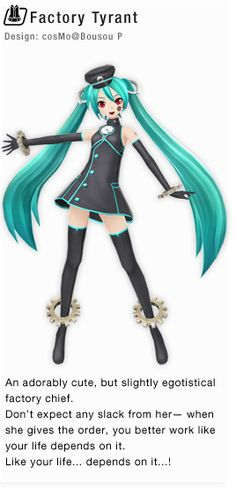 MODULES | Hatsune Miku: Project DIVA F