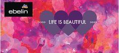 "dm-Marken Insider - ebelin Limited Edition ""Life is beautiful"""