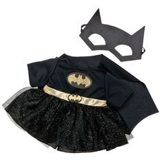 Batgirl Costume 2 pc. - Build-A-Bear Workshop US Great for those  sc 1 st  Pinterest & 1468 best build a bear workshop images on Pinterest | Build a bear ...