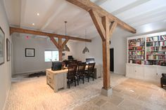 Wooden beams natural and painted Petra, Home Decor Bedroom, Old And New, Beams, Pergola, Sweet Home, Loft, Farmhouse, Outdoor Structures