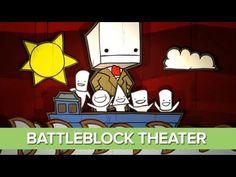 BattleBlock Theater Opening Cinematic - Funny Intro - Stamper - YouTube