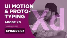 Motion UI Design & Prototype | Adobe XD | Tutorial | Malayalam | EPISODE 03 Ui Design, Free Design, Adobe Xd, Behance, Memes, Youtube, User Interface Design, Meme, Youtubers