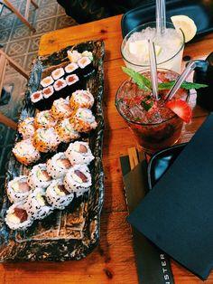 #sushi #barcelona #monstersushi