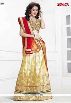 Price range Rs 2500 Link: http://www.sonicasarees.com/lehenga-choli?catalog=4051 Shipped worldwide. Lowest price guaranteed.