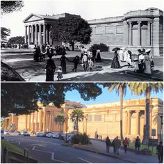 Art Gallery of NSW, early 1900s > 2016. [State Records NSW > Curt Flood. By Curt Flood]