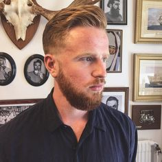 Tack för idag Markus! Denna fredag börjar gött!  #gentlemen #göteborg #gbg #gbgftw #barber #barberare #barbercuts #barbershop #barberaregbg #barbershopgbg #herrfrisör #herrfrisörgbg #skinfade #sidecut #skägg #skäggsm #svenskaskägg #swedishbeards #andisclippers