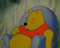 Winnie the Pooh Winnie The Pooh Gif, Winne The Pooh, Winnie The Pooh Friends, Flynn Rider, Cartoon Pics, Cartoon Characters, Anna Y Elsa, Pooh Bear, Eeyore