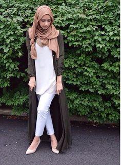 ♥️ Muslimah fashion & hijab style