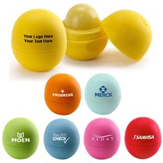 EOS Lip Balm - Smooth Sphere (Medicated Tangerine) - Shrink Severe Acne Treatment System, Severe acne system By AcneFree