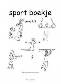 Werkboekje sport