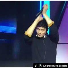 35 個讚,2 則留言 - Instagram 上的 Debbie Moh(@debbie_moh):「 #Repost @sunghoon1983_support ・・・ [ DJING ] 2017.11.20 TODAY #SungHoon #THEKING show DJING for… 」
