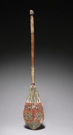 Model Steering Oar  Egypt Middle Kingdom 2040-1648 BC Source: Cleveland Museum of Art