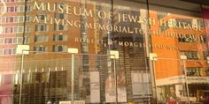 Museum of Jewish Heritage #NewYorkCity #Attractions #Museum