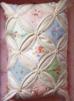Boudoir Cushion art gift Cath Kidston design by cutehousewife, $2.50