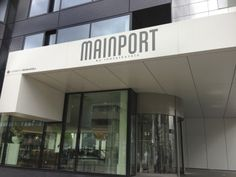 The Mainport Hotel in Rotterdam is painfully hip and exceedingly cool