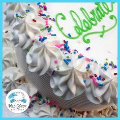 Confetti Cake Gluten Free Cake
