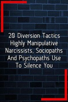 Toxic people such as malignant narcissists, psychopaths and