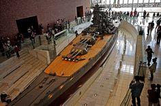 World Of Warships Wallpaper, Hiroshima Japan, Guitar Photos, Imperial Japanese Navy, Space Battles, Sea Crafts, Navy Military, Military Equipment, Japanese Painting