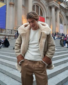 """Nathan Graff 🌞 on Instagram: """"sorry le throwback était obligatoire 😭 NYC 💘"""" Nyc, Fur Coats, Selfish, Jumpers, Hanging Out, Men Sweater, Ootd, Instagram, Sweaters"""