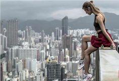 La #Rusa que desafía a las alturas con sus #Fotos de vértigo en el Correo (@elcorreo_com) | Twitter