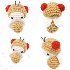 Laylala Common Fruit Fly. Free Pattern