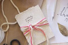 How To Make a Gratitude Journal + A Giveaway!