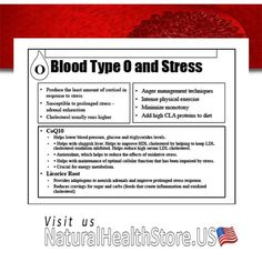 03-Blood type-O-STRESS_NaturalHealthStoreUS