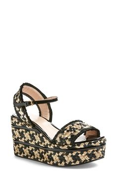 f949b13fde4a9d Gucci  Maya  Wedge Platform Sandal (Women) available at  Nordstrom Platform  Wedge