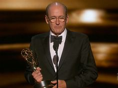 Emmys Richard Jenkins Wins Outstanding Lead Actor in a Limited Series or a Movie. Olive Kitteridge, Richard Jenkins, Golden Globes, Oscars, Awards, Actors, Movies, Academy Awards, Films