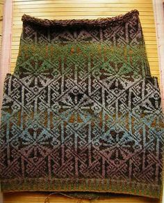 Ravelry: Project Gallery for Lindisfarne Sweater pattern by Alice Starmore