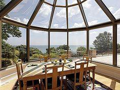 A $7M dining room. | 1203 Whitebridge Hill Rd, Winnetka, IL 60093
