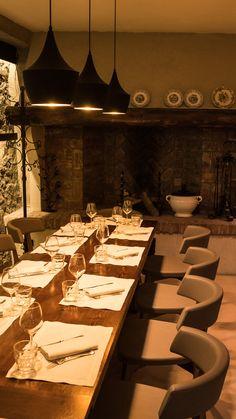 La sala camino - Catullo Ristorante Pizzeria a Torino