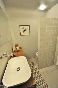 Salle de bain Drongen, Nancy Geernaert - Côté Maison Projets