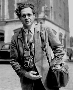 Fred Stein (1909 - 1967) - early pioneer of the hand-held camera who became a gifted street photographer in Paris and New York after he was forced to flee his native Germany by the Nazi threat in the early 1930s.
