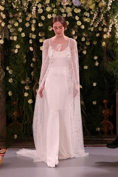 Jenny Packham Spring 2019 Bridal London Collection - Vogue