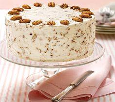 Luxury Recipe: Italian Cream Cake