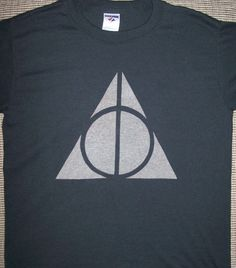Deathly Hallows bleach t-shirt...could be fun to try.