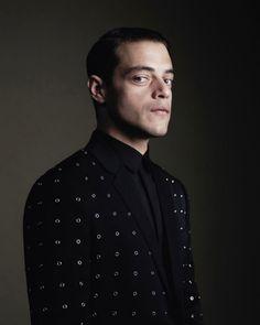 Rami Malek Dior Homme'un Kampanya Yüzü Oldu