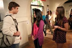 The Fosters ABC Family | Season 1,  Episode 13 Things Unsaid | Sneak Peek