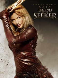 Kara on Legend of the Seeker