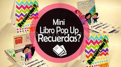 Mini Libro Pop Up | Maraton Video #1 | Crea Lo Que Imaginas