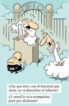 Humor petiso Por Diego Parés