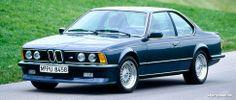 s h a r k n o s e - die BMW 6er Baureihe mit dem Haifischmaul